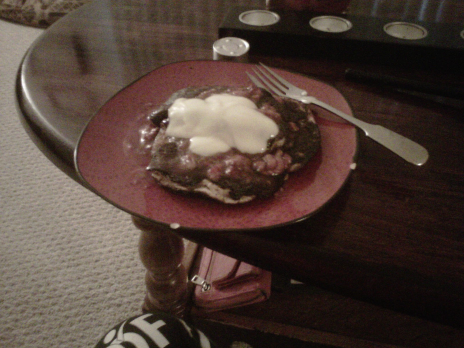... Month: Almond Griddle Cakes with Cranberry Syrup - State of Fitness